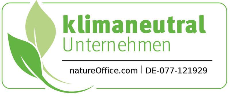 Aktuelles und Wissenswertes: KIRSCH ist klimaneutrales Unternehmen