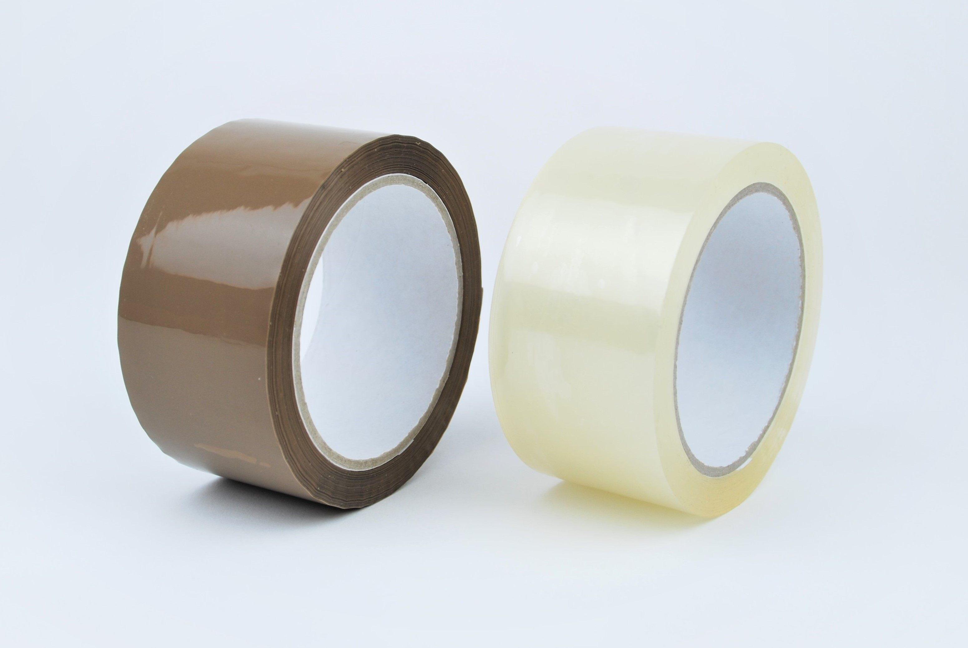 Folienklebeband mit Acrylatkleber