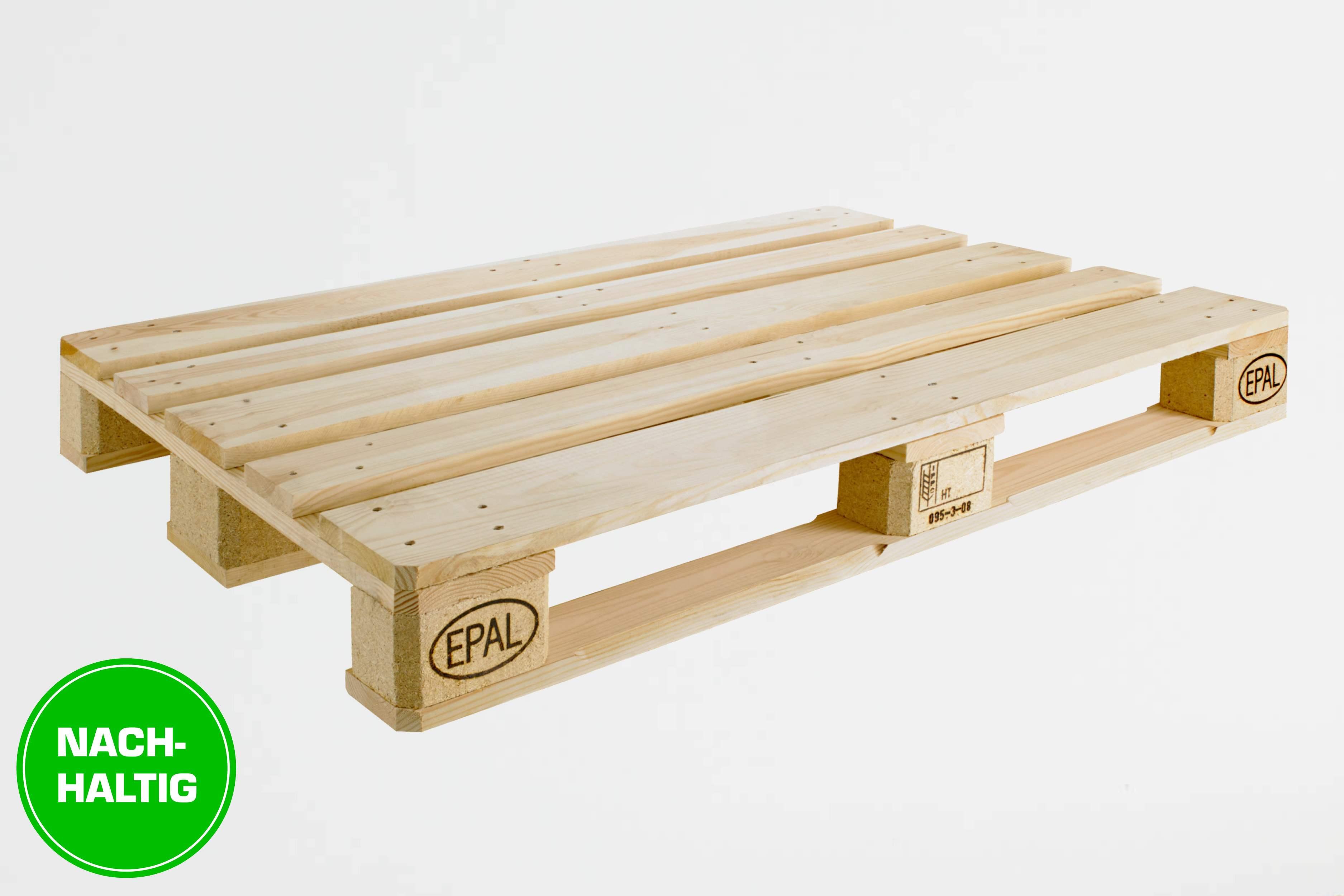 Tauschpalette EPAL Europalette aus Holz