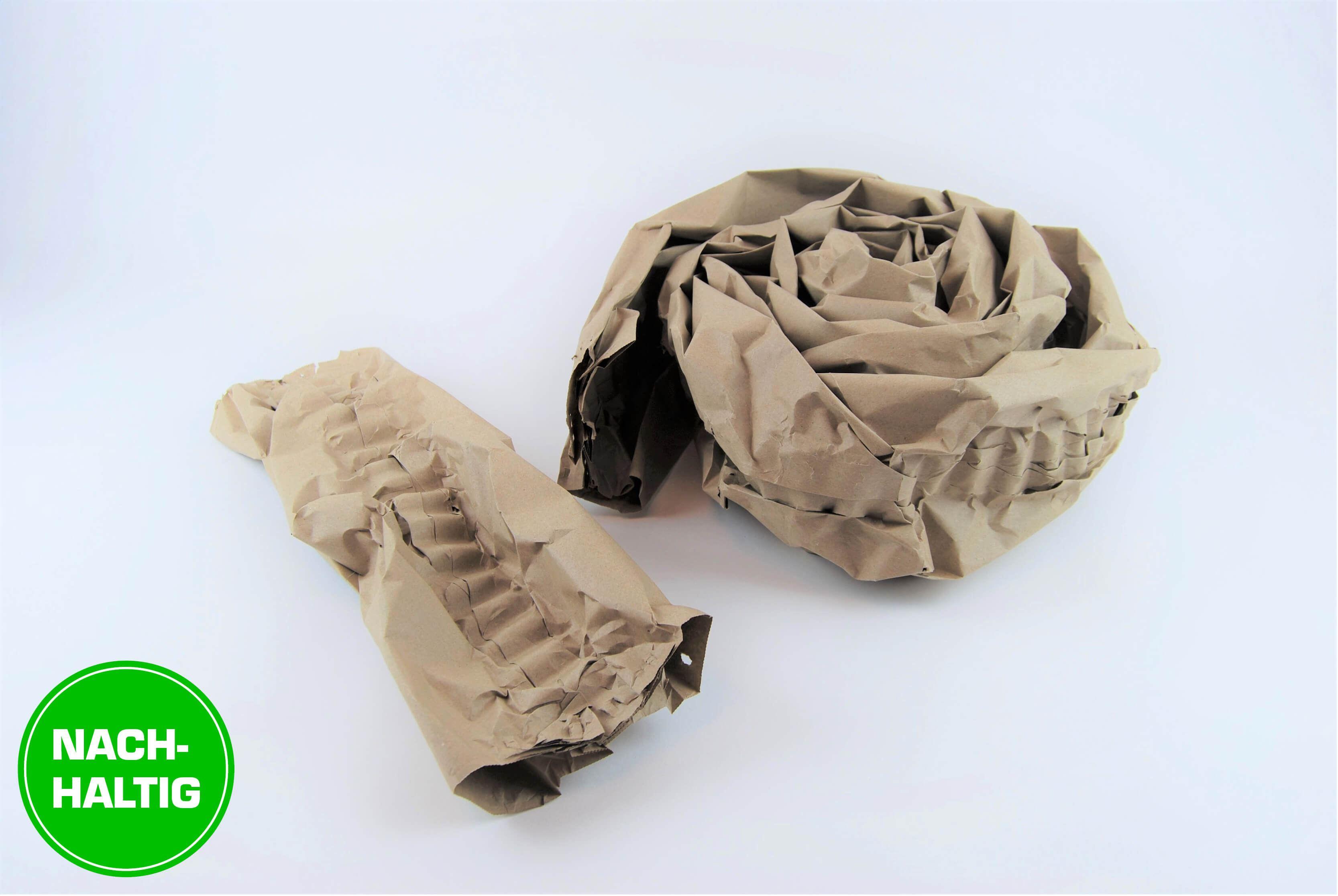 Nachhaltige PaperJet Papierpolster aus 100% Altpapier