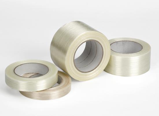 Filament-Klebebänder selbstklebend mit hoher Reißfestigkeit