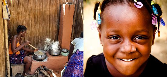 Rauchfreie Öfen für Waisenhaus und Frauenkooperative in Togo